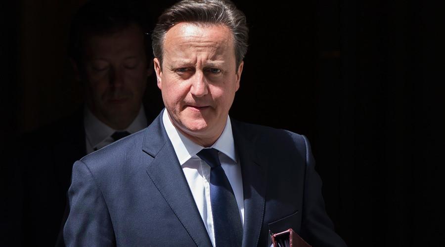 Britain's Prime Minister David Cameron © Neil Hall