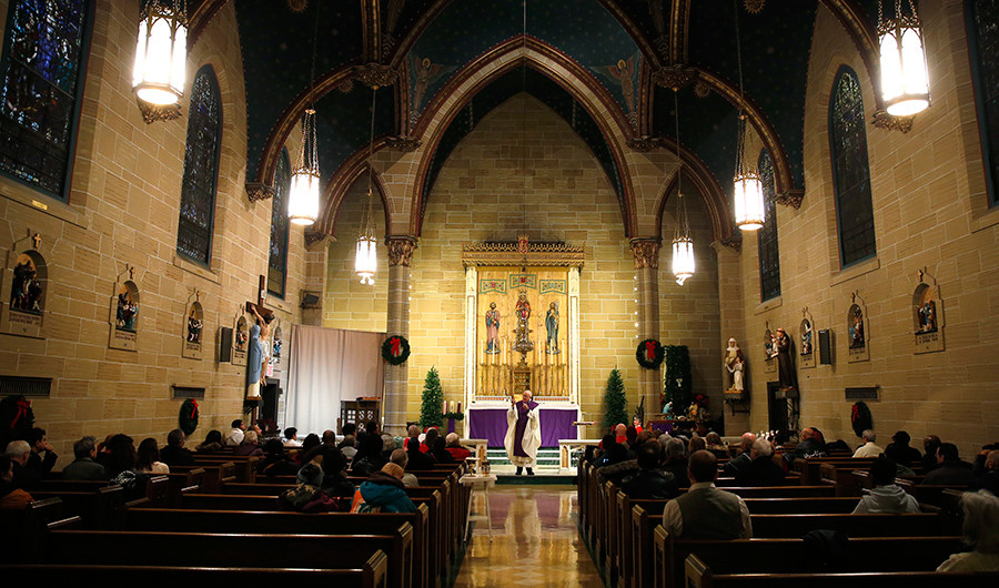 New York Catholic churches closing after decades of service