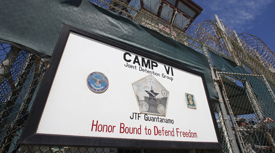 Complaint filed demanding probe into high cancer rates among GITMO lawyers