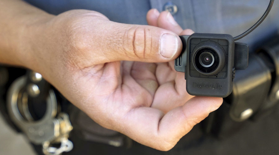 New Jersey state troopers to wear body cameras