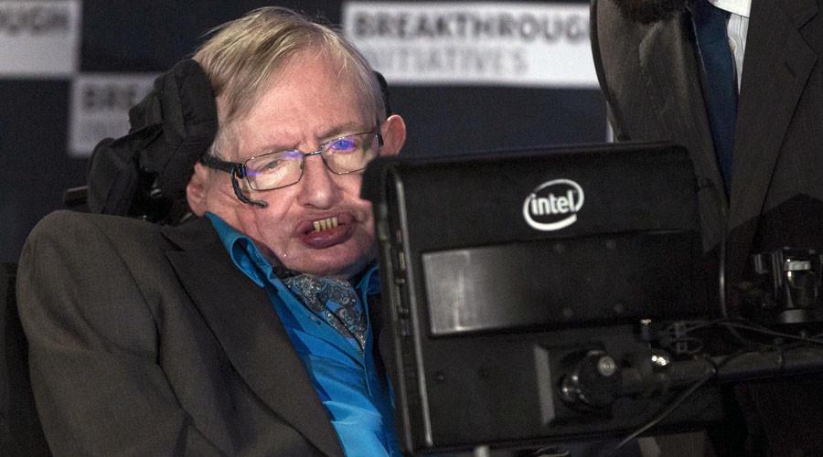 Stephen Hawking set to tackle dangerous AI & aliens in Reddit AMA