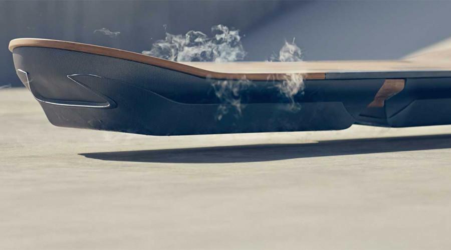Lexus Hoverboard © lexus-int.com