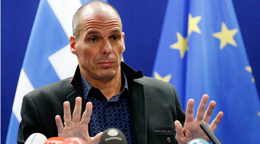 Varoufakis faces charges over 'Plan B' parallel payment system