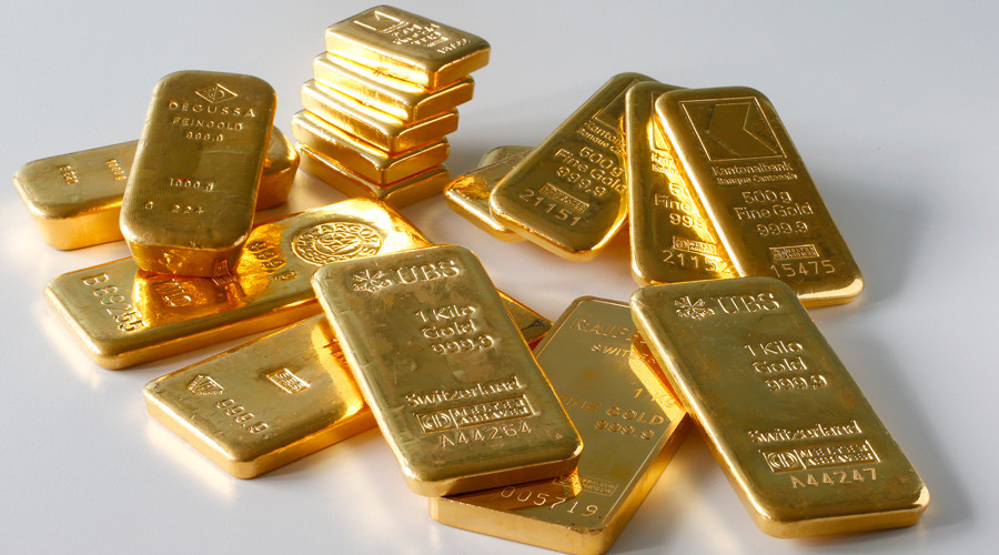 Gold to hit 6yr low by year end – Bloomberg