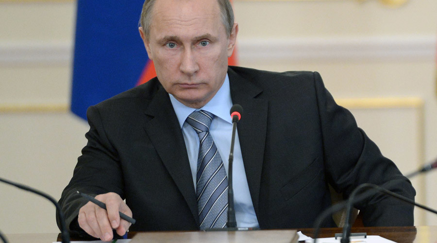 Putin signs decree on destruction of sanctioned food products on Russian border