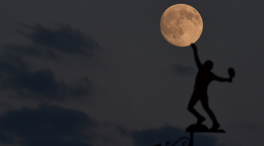 Blue moon: Britain to witness rare lunar phenomenon