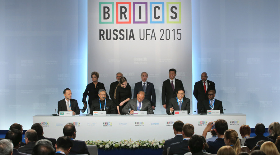$100bn BRICS currency pool kicks in