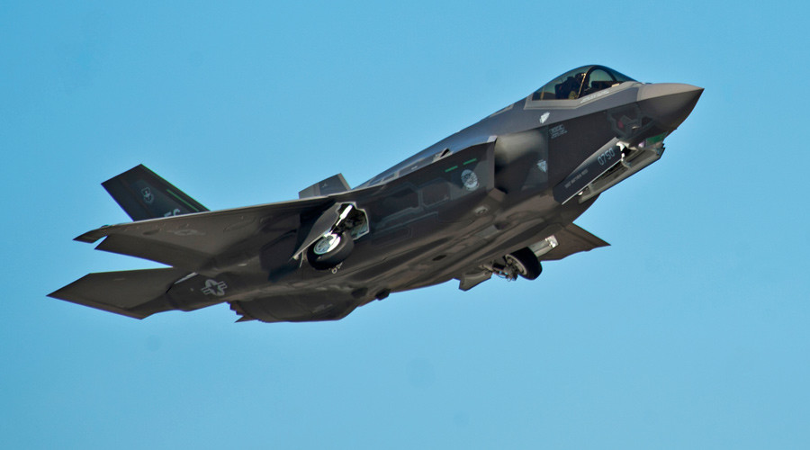 F-35 fighter jet more problematic and costly than ever imagined – Air Force secretary