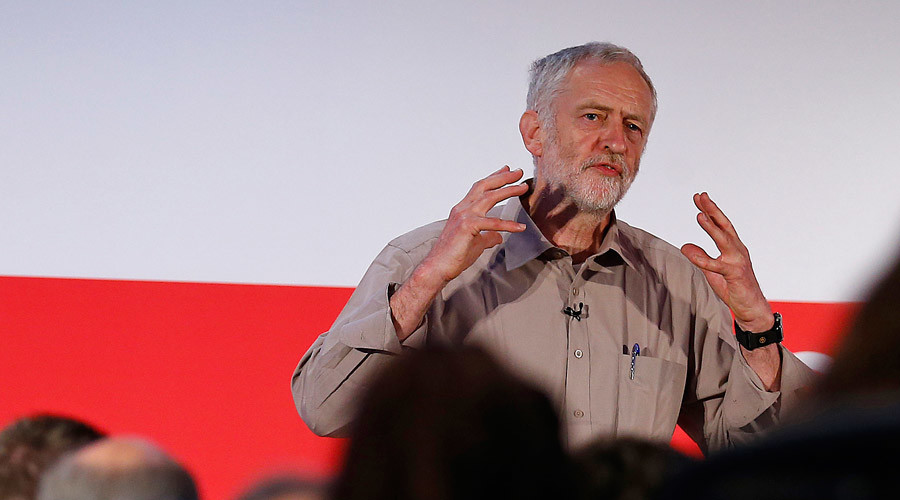 'Jeremy Corbyn will cure Labour Party of its Blairite virus' – union
