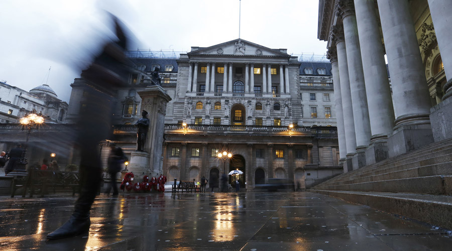Criminal syndicate with links to terrorism infiltrated Bank of England