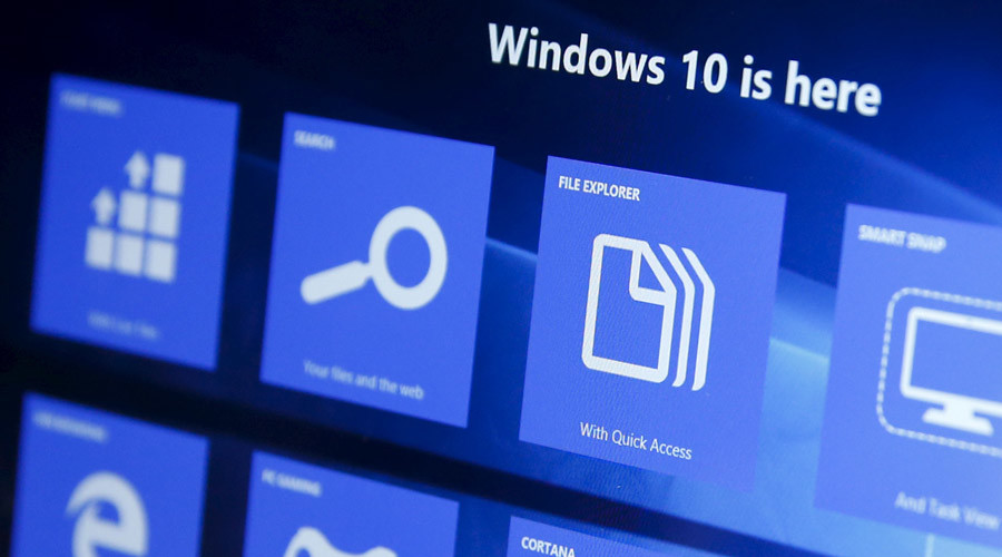 'Incredibly intrusive': Windows 10 spies on you by default