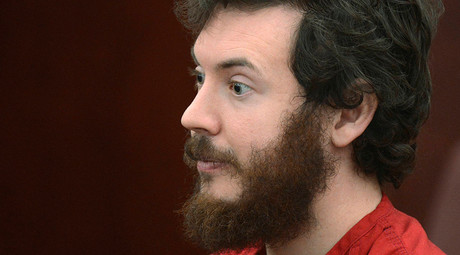 The Aurora theater gunman James Holmes © R.J. Sangosti