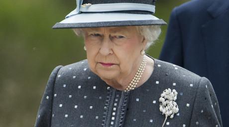 Britain's Queen Elizabeth © Julian Stratenschulte / Pool