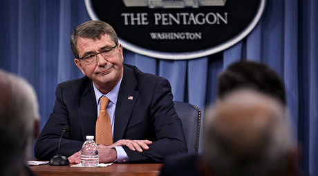 US Secretary of Defense Ashton Carter © James Lawler Duggan