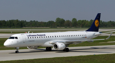 Embraer ERJ-195 © Wikipedia