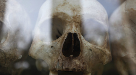 Face of Copper Age 'Thankerton Man' resurrected