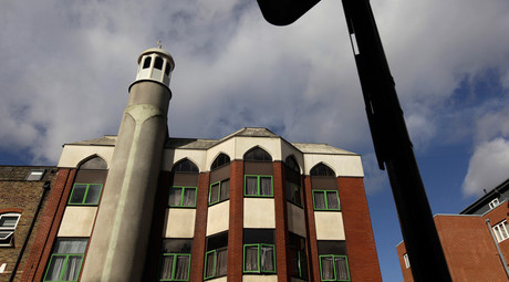 © The North London Central Mosque is seen in Finsbury Park, London © Stefan Wermuth