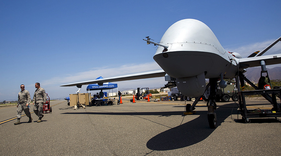 Drones of terror? Homeland Security warns UAVs could be used 'for attacks'