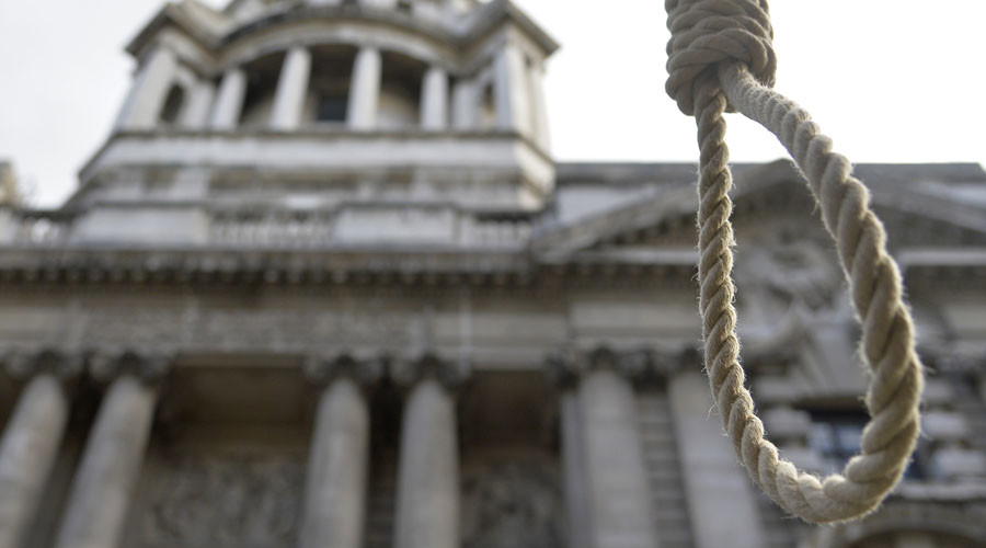 Death penalty campaign 'abandoned' by FCO, human rights group claims