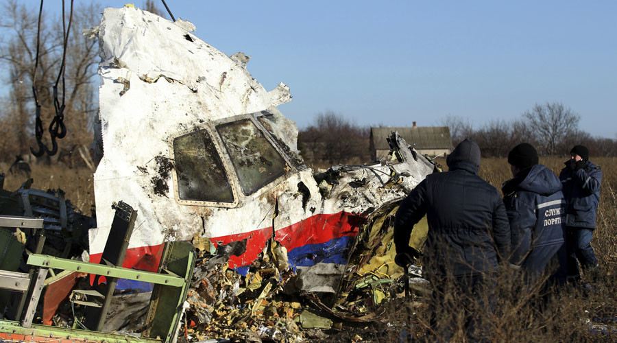 Dutch Safety Board requests RT help in obtaining MH17 fragments after viewing channel's documentary