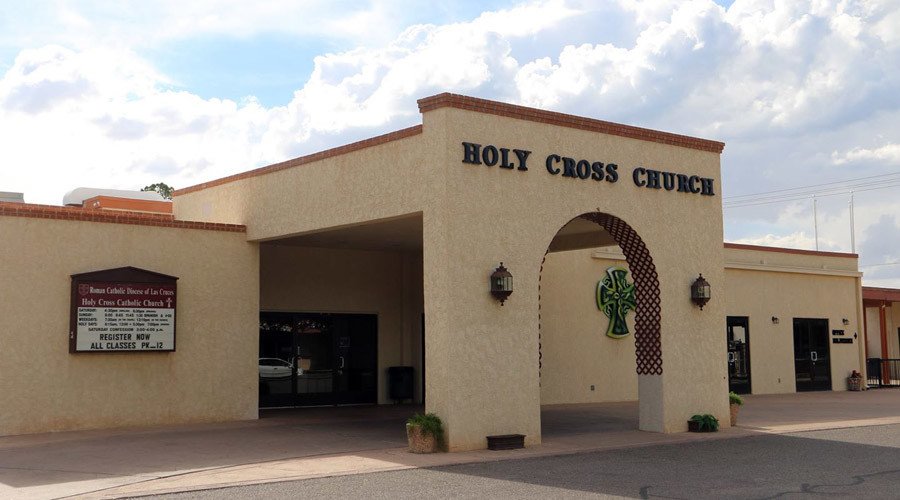 Holy Cross Roman Catholic Church, Las Cruces, New Mexico © holycrosslascruces