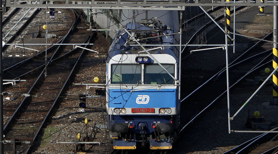 Dozens injured as 2 trains collide in Czech Republic