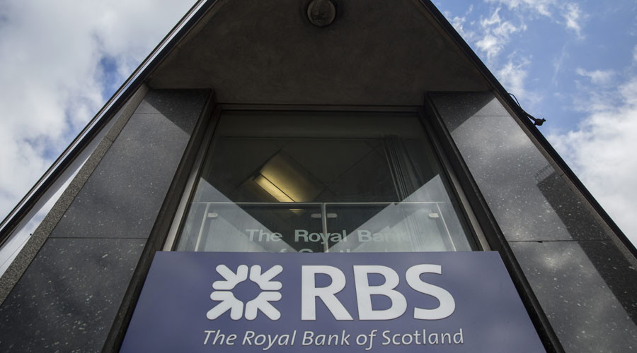 UK raises $3.3 billion in 1st sale of Royal Bank of Scotland shares