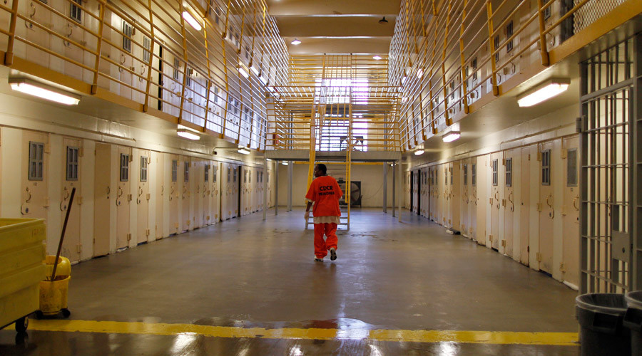 Inmate deaths rise for 3rd year in a row as jail suicides spike – report