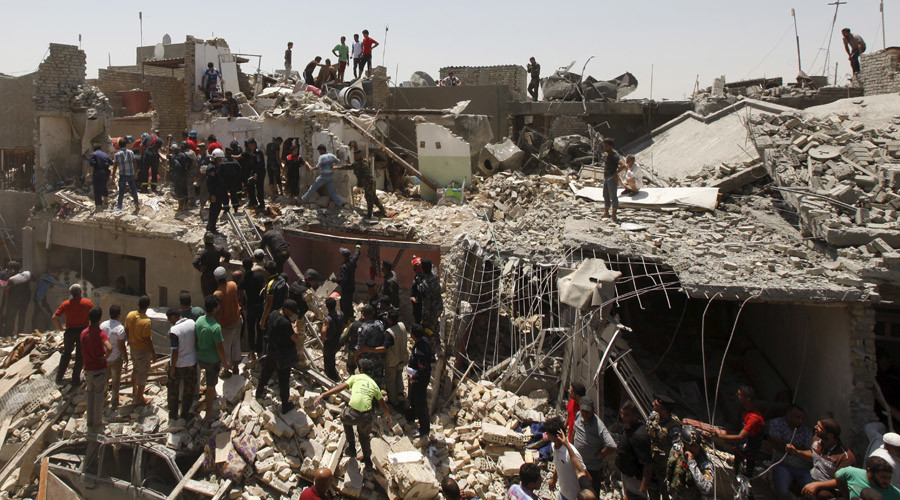 'Iraq airstrikes won't defeat ISIS, only kill civilians' – anti-war group