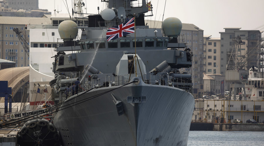 Cyber-warfare at sea? Royal Navy vessels must be hacker-proofed, says designer