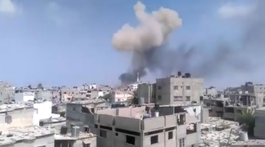 At least 4 killed, many injured in Gaza after Israeli bomb from last war explodes