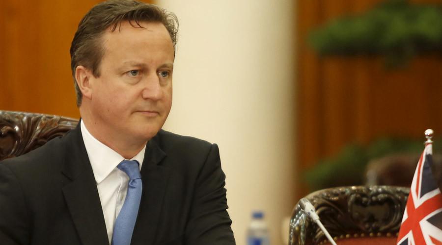 Britain's Prime Minister David Cameron © Nguyen Huy Kham