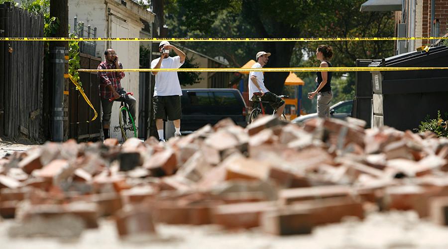 Oklahoma shaken by 40 earthquakes in one week, fracking waste blamed