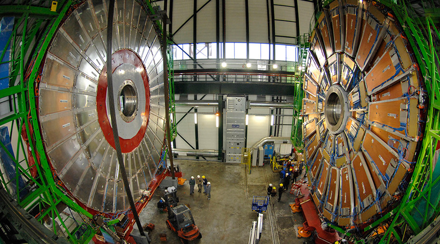 Large Hadron Collider at CERN © Denis Balibouse