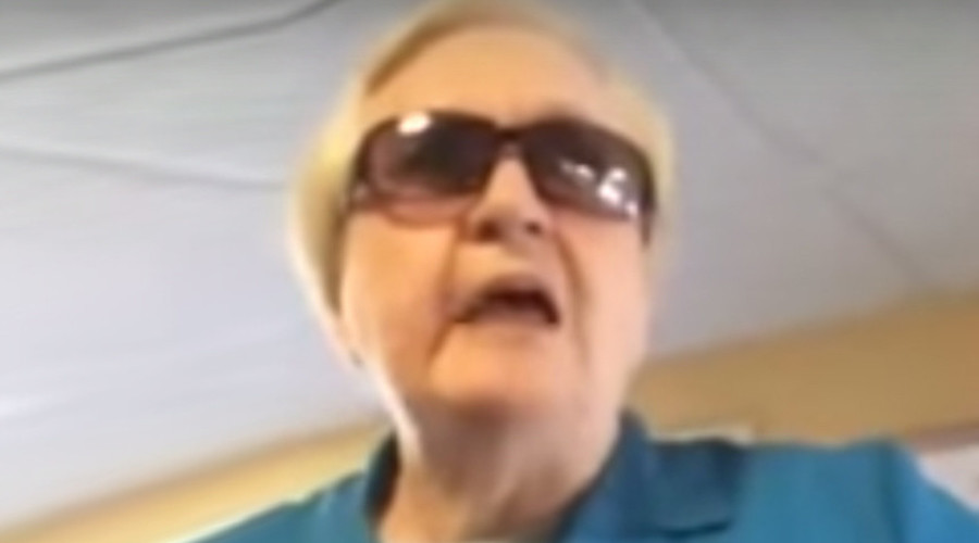 IHOP customer rants about Nazis, Russians when she hears woman speak Spanish (VIDEO)