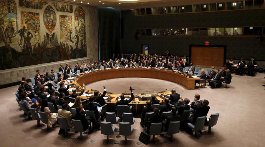 Syria chemical attacks inquiry gets unanimous support at UN Security Council