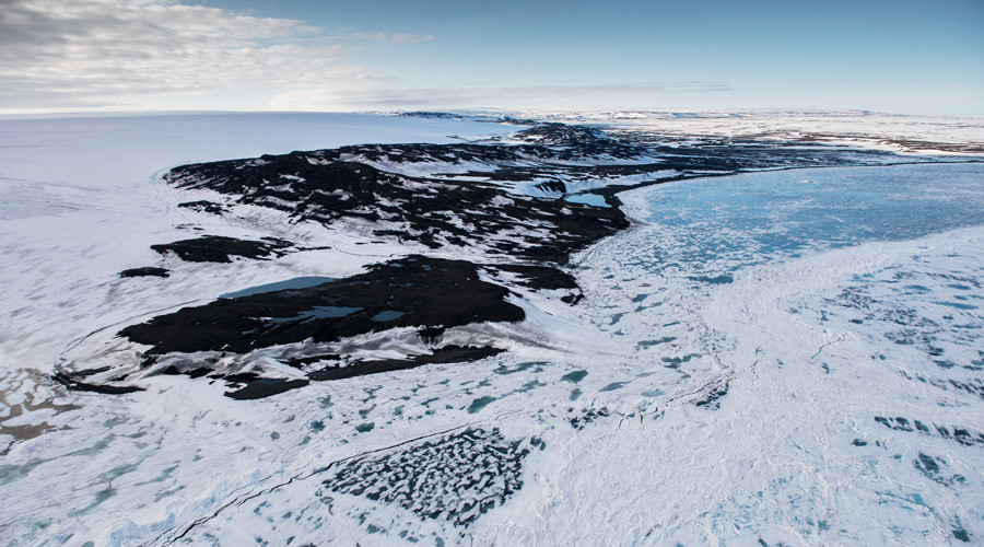 Drones & satellites: Russia to create Arctic complex monitoring system by 2025