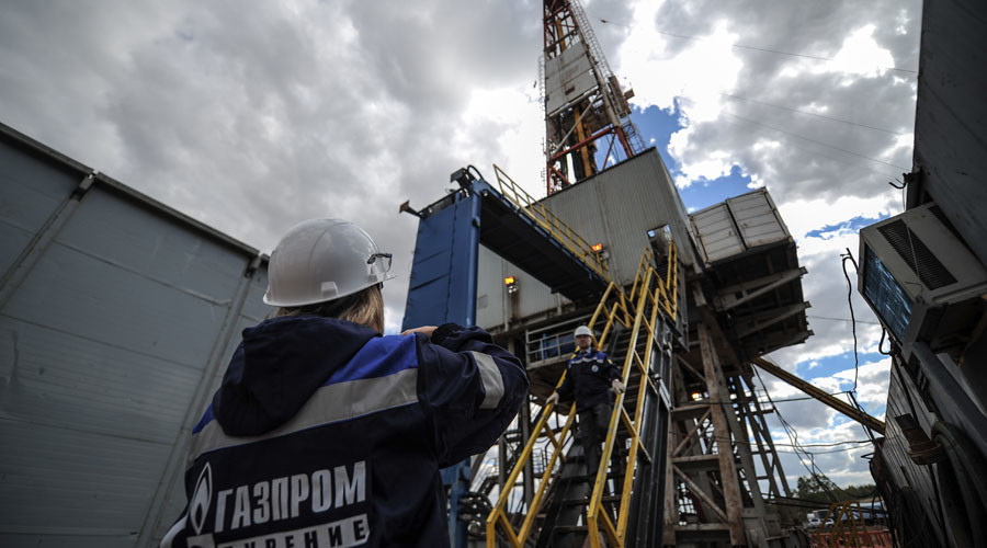 US includes Gazprom's field on sanctions list