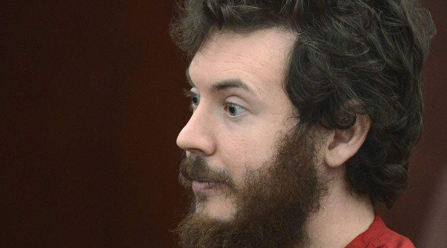 Colorado theater shooter avoids death penalty, sentenced to life in prison