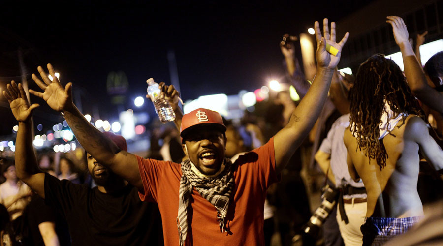 Year of protest: Ferguson erupts again after a lack of indictment (pt. 2)