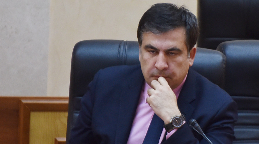 Mikhail Saakashvili is lesson to US neoconservatives: Color revolutions can be reversed
