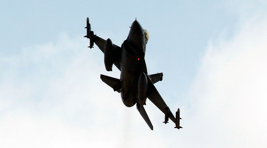 US deploying 6 fighter jets to Turkey to fight ISIS