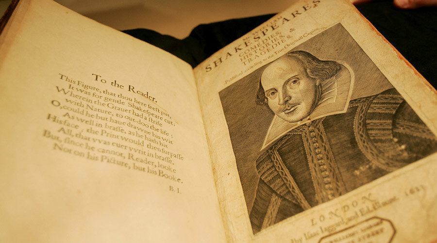 Shakespeare could have been high while writing his masterpieces – study