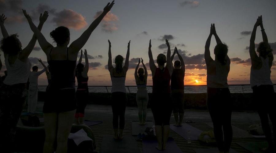India creates database of 1,500 yoga poses to thwart Western patent claims