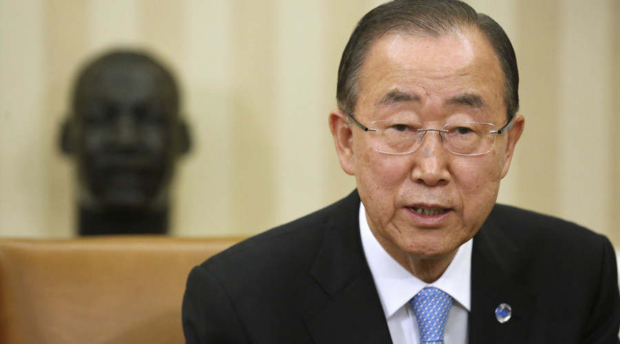 'Nagasaki must be the last': UN chief urges global nuclear disarmament