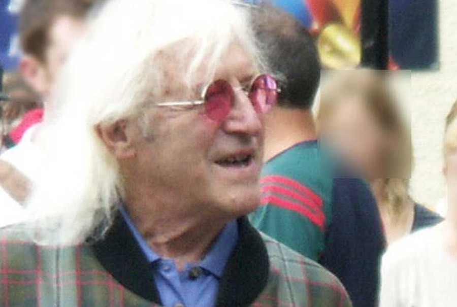 Jimmy Savile. © Wikipedia