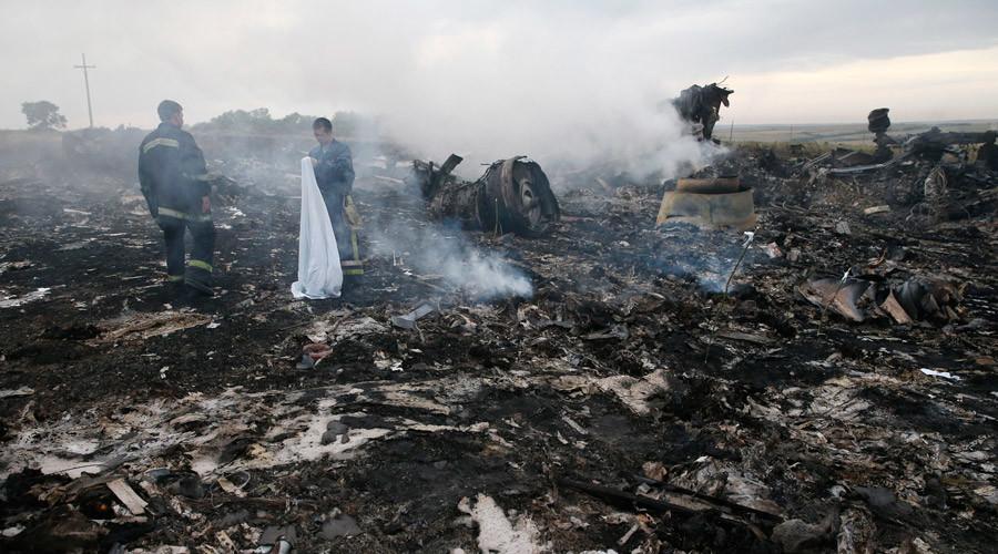 'So it WAS Putin?' Fleet Street again twists MH17 coverage