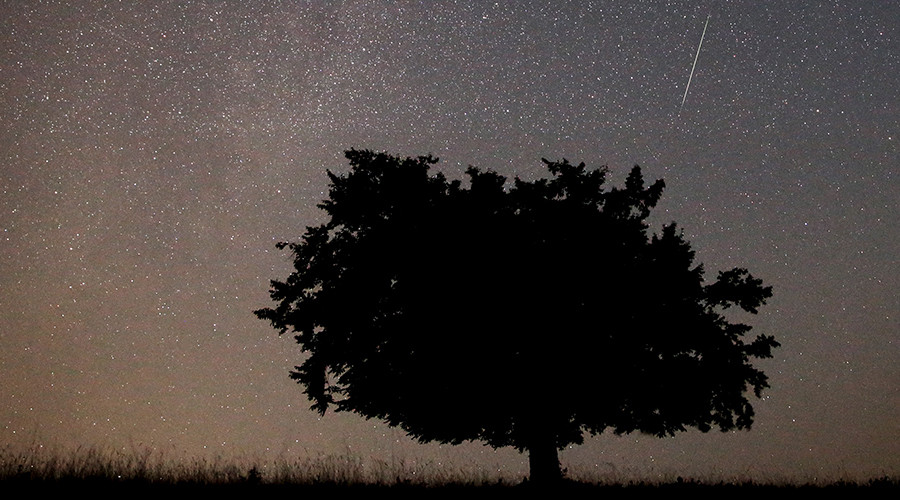 Year's best meteor show: Weather allows Perseid to light up skies tonight