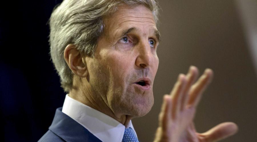 U.S. Secretary of State John Kerry © Brendan Smialowski