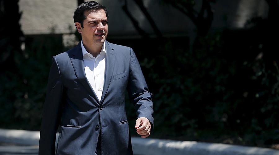 Greek Prime Minister Alexis Tsipras © Alkis Konstantinidis
